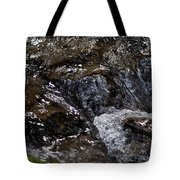 The Beauty Of Movement Tote Bag