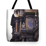 The Beauty Of Philadelphia City Hall Tote Bag by Bill Cannon