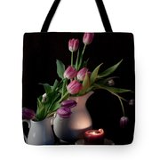 The Beauty Of Tulips Tote Bag