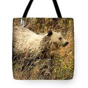 The Berry Hunter Tote Bag