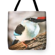 The Bird Knows Tote Bag