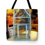 The Birdcage Tote Bag