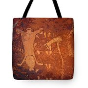 The Birthing Scene Tote Bag