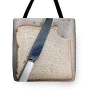 The Bite Tote Bag by Joana Kruse