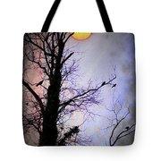 The Black Crows Tote Bag