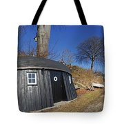 The Boat House Tote Bag