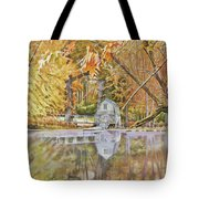 The Boathouse Tote Bag