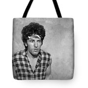 The Boss Bw Tote Bag