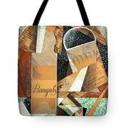 The Bottle Of Banyuls Tote Bag