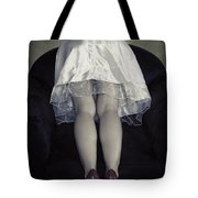 The Bride From Behind Tote Bag by Joana Kruse
