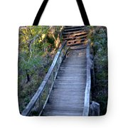 The Bridge Path Tote Bag