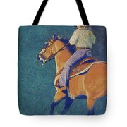 The Buckskin Tote Bag