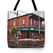 The Buddha Belly Tote Bag