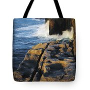 The Burren, Co Clare, Ireland Tote Bag