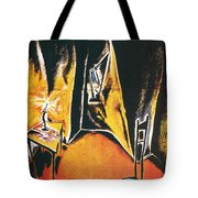 The Cabinet Of Dr Caligari Tote Bag