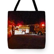 The Call Out Tote Bag