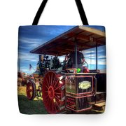 The Capp Family Case Engine 2 Tote Bag