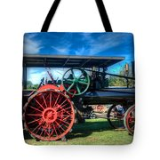 The Capp Family Case Engine Tote Bag