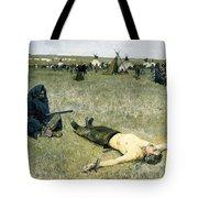 The Captive Tote Bag