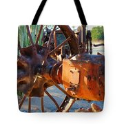The Case Left Behind Tote Bag