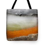 The Champagne Pool In Wai O Tapu Tote Bag