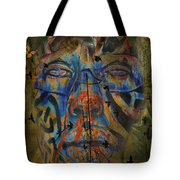 The Change Of Faces Tote Bag