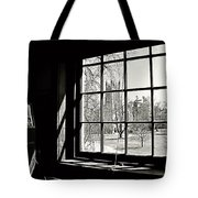 The Chapel View Tote Bag