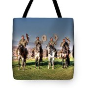 The Charros Tote Bag
