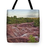 The Cheltenham Badlands Tote Bag