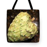 The Cherimoya Tote Bag by Enzie Shahmiri