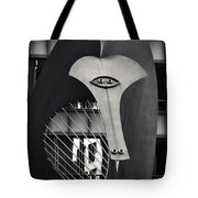 The Chicago Picasso Tote Bag