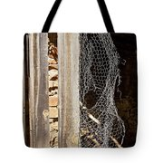 The Chicken Coop Caper Tote Bag