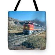 The Chief Train Tote Bag