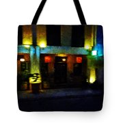 The Chinese Restaurant Tote Bag