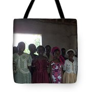 The Choir Tote Bag