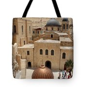 The Church Court Tote Bag