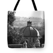 The Church In Lovers Park Tote Bag
