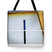 The Church Line Tote Bag