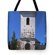 The Church Of Kuopio Tote Bag