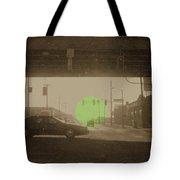 The Circle Green - Urban Perspective Tote Bag