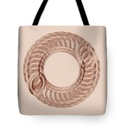 The Circle I Tote Bag