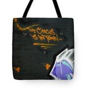 The Circus Tote Bag