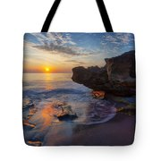 The Cliffs Of Florida Tote Bag