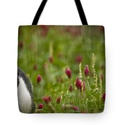 The Clover Field Tote Bag