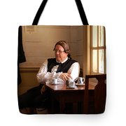 The Colonial Actor Tote Bag