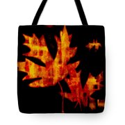 The Color Of Autumn Tote Bag