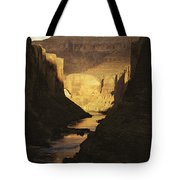The Colorado River Flows Tote Bag