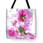 10989 The Colour Of Summer Tote Bag