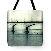The Confederation Bridge Pei Tote Bag