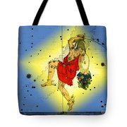 The Constellation Perseus Tote Bag